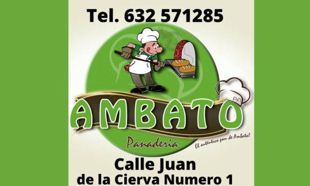 PANADERÍA AMBATO