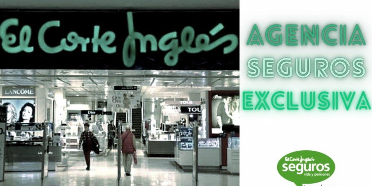 Agencia de Seguros exclusiva «El Corte Inglés»